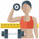 body fitness, body shape, exercise, good health, gymnastic icon