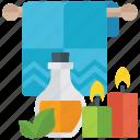 face massage, facial service, salon, spa, spa services icon