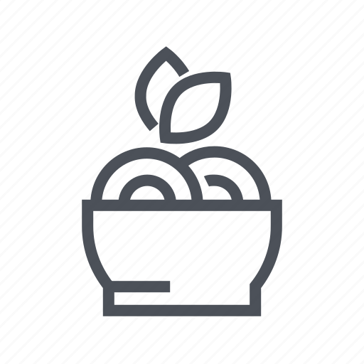 cooking, food, fruit, gastronomy, healthy, vegetable icon