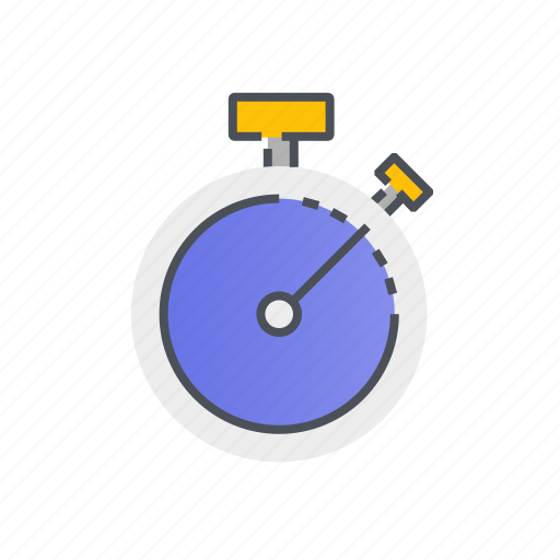 Stopwatch, clock, speed, time, timer icon - Download on Iconfinder