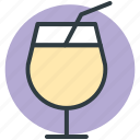 cocktail, drink, glass, juice, margarita icon