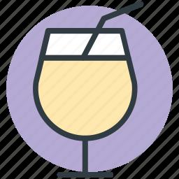 cocktail, drink, glass, juice, margarita icon