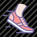 shoes, sport, run, fitness, gym, training