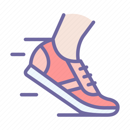 Shoes, sport, run, fitness, gym, training icon - Download on Iconfinder