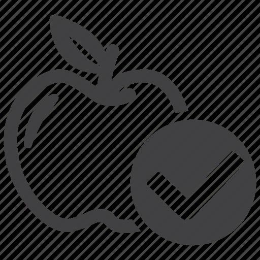 Apple, food, fruit, healthy, vegetable icon - Download on Iconfinder