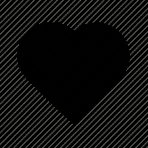fitness, heart, love, pulse, sport icon