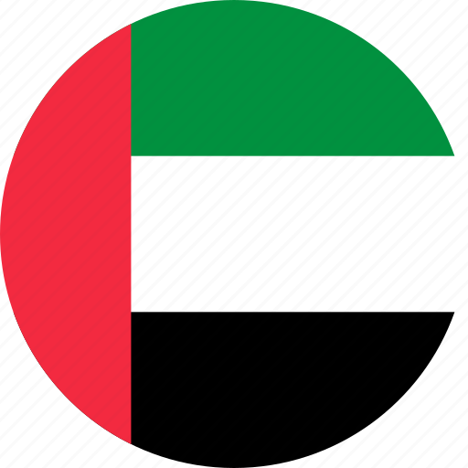 country, flag, location, national, united arab emirates, world icon