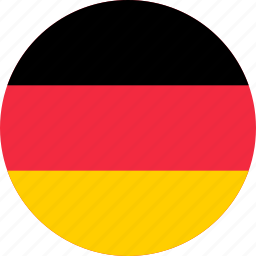 country, flag, germany, location, map, nation, world icon