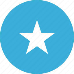 circle, country, flag, location, map, nation, somalia icon