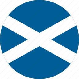 country, flag, location, map, national, scotland, world icon