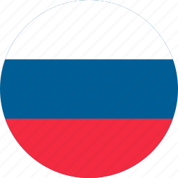 country, flag, location, nation, national, russia, world icon
