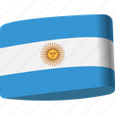 argentina, country, flag, flags, global, location, map