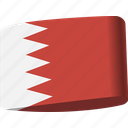 arab, bahrain, country, flag, flags, map, national icon