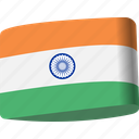 country, flag, flags, global, india, location, map