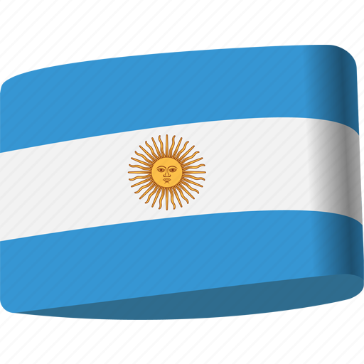 argentina, country, flag, flags, global, location, map icon