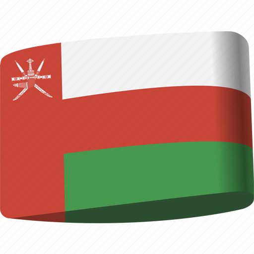 arab, country, flag, flags, map, national, oman icon