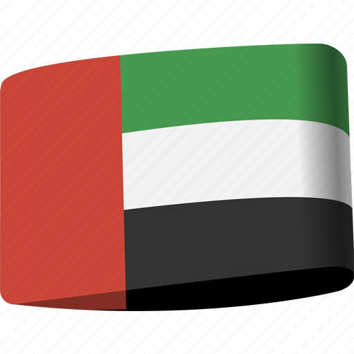 arab, country, emirates, flag, flags, national, uae icon