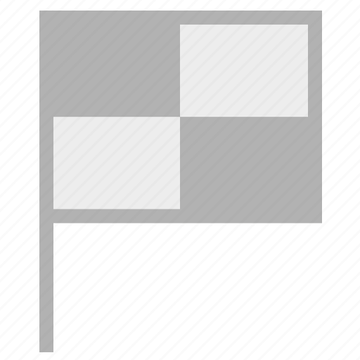 flag, game, play, racing, sport, win icon