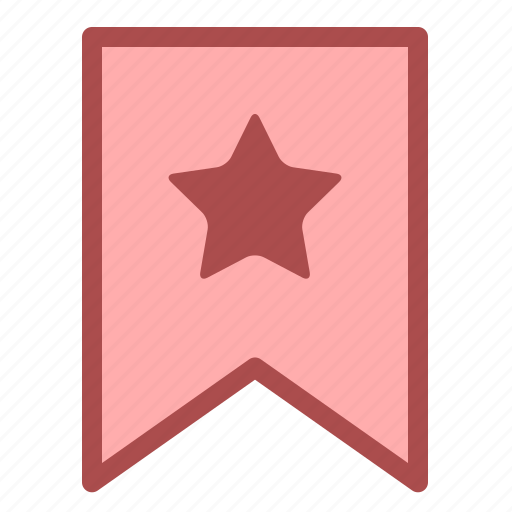 flag, important, label, mark, priority, tag icon