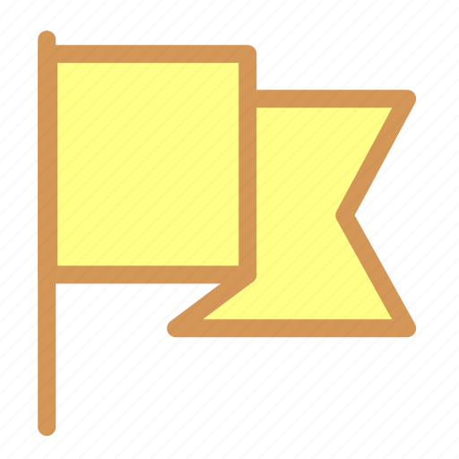 flag, label, location, map, mark, tag icon