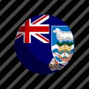 falkland, flag, flags, islands