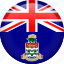 cayman, country, flag, nation icon