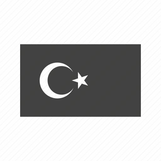 celebration, day, flag, freedom, independence, national, turkey icon