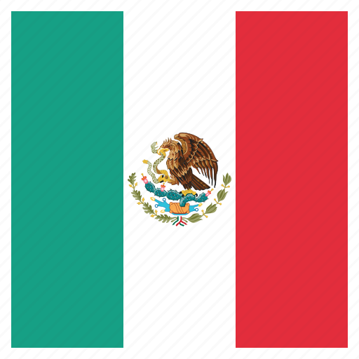 country, flag, mexican, mexico, national icon