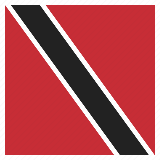caribbean, country, flag, island, national, tobago, trinidad icon