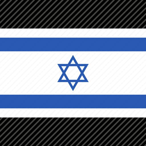 flag, israel, israeli, jewish, state icon