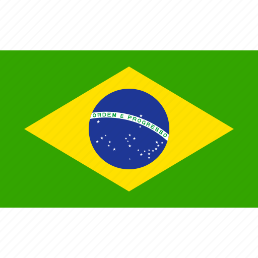 brasil, brasilian, brazil, brazilian, country, flag, national icon