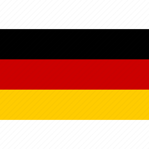 country, federal, flag, german, germany, republic icon