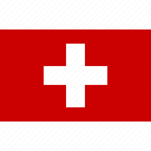 country, federation, flag, suisse, swiss, switzerland icon