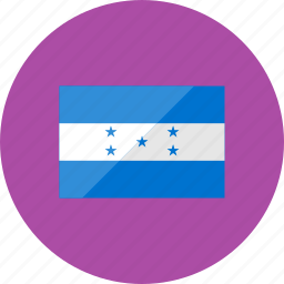 country, flag, flags, honduras, location, national, world icon