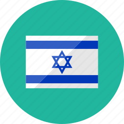 country, flag, flags, israel, location, national, world icon