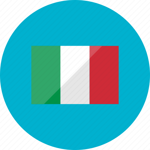 country, flag, flags, italy, location, national, world icon