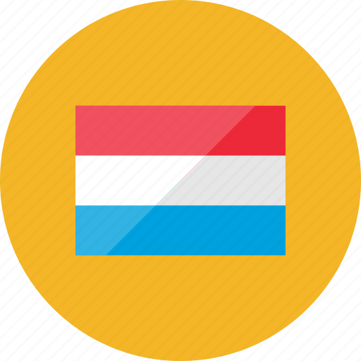 country, flag, flags, location, luxembourg, national, world icon