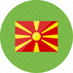 country, flag, flags, location, macedonia, national, world icon