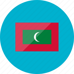 country, flag, flags, location, maldives, national, world icon
