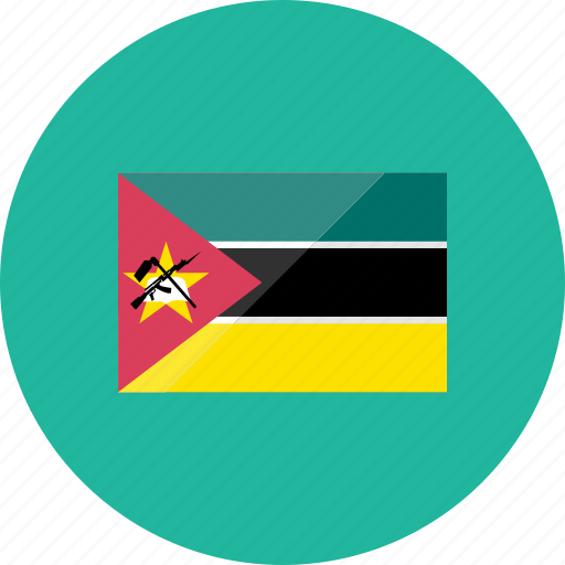 country, flag, flags, location, mozambique, national, world icon