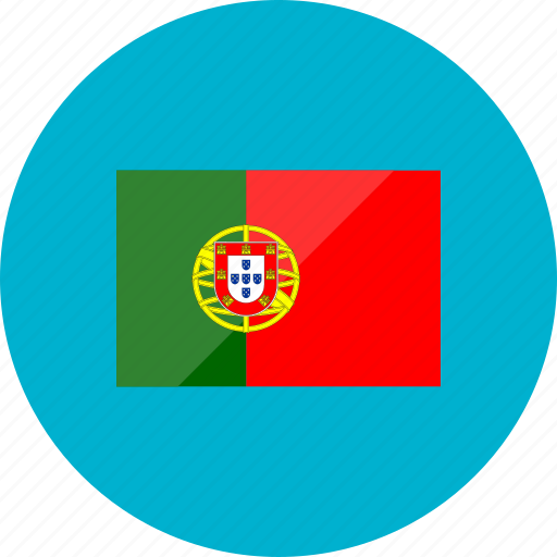 country, flag, flags, location, national, portugal, world icon