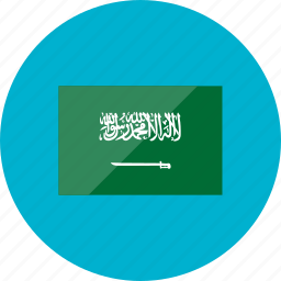 country, flag, flags, location, national, saudi arabia, world icon