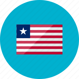 country, flag, flags, liberia, location, national, world icon