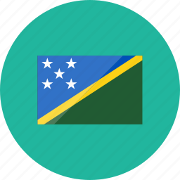 country, flag, flags, location, national, solomon island, world icon