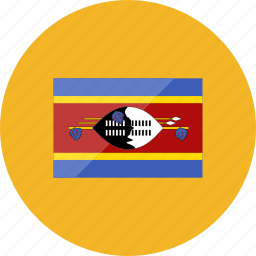 country, flag, flags, location, national, swaziland, world icon
