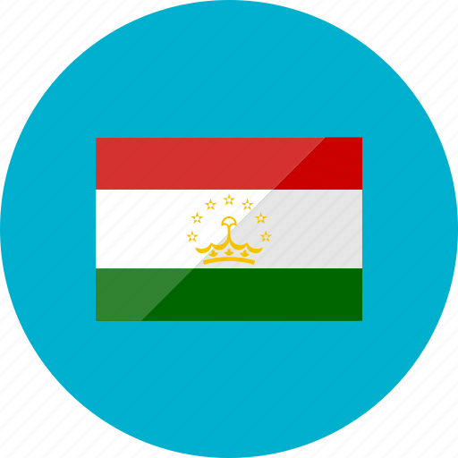 country, flag, flags, location, national, tajikistan, world icon