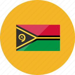 country, flag, flags, location, national, vanuatu, world icon
