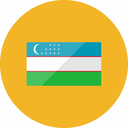 country, flag, flags, national, uzbekistan, world icon