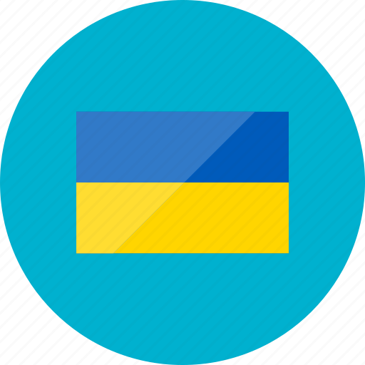 country, flag, flags, location, national, ukraine, world icon