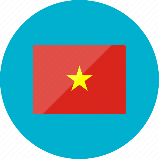 country, flag, flags, national, navigation, vietnam, world icon